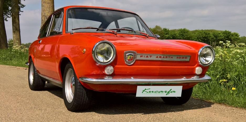 Fiat Abarth OT1000 Coupe S1 | Kucarfa