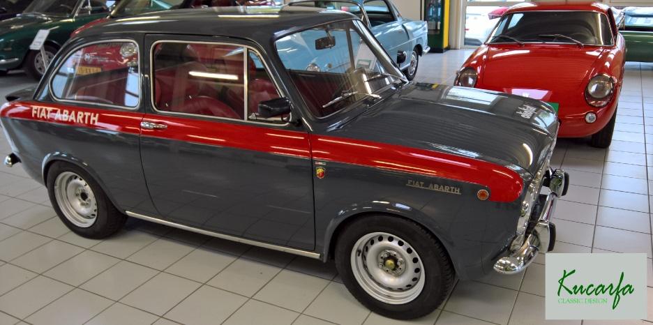 Zeer Fiat Abarth 850 OT for sale BJ35