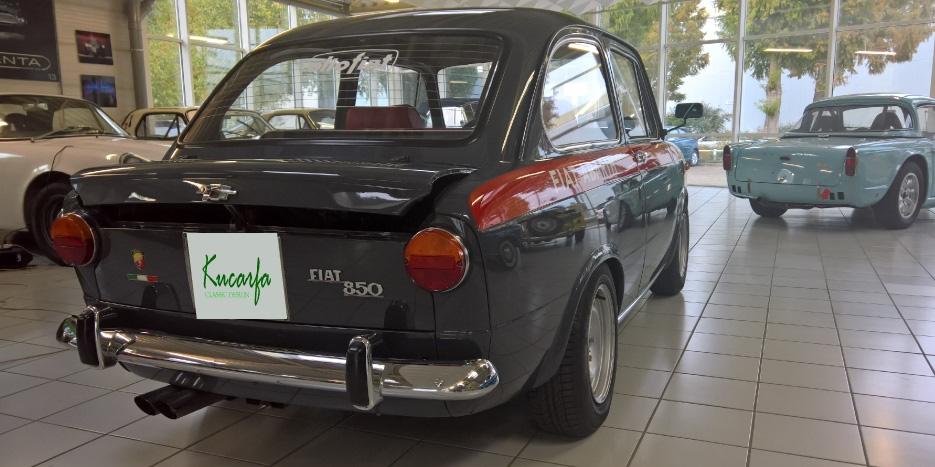 Fabulous Fiat Abarth 850 OT for sale IU54