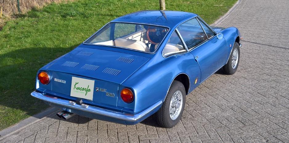 Fiat Moretti Coupe Sportiva Kucarfa