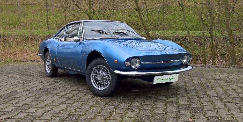 1967 モレッティ 850 クーペ