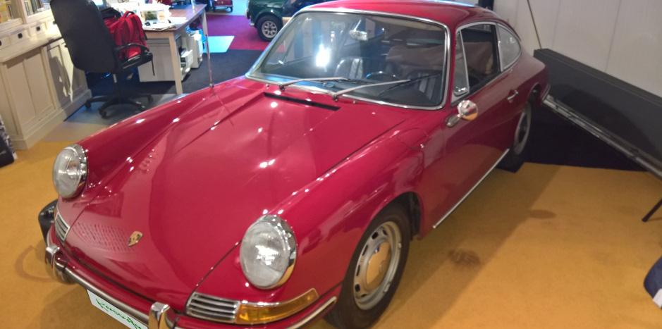 ポルシェ 912