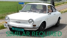 Simca 1000 Coupe Bertone